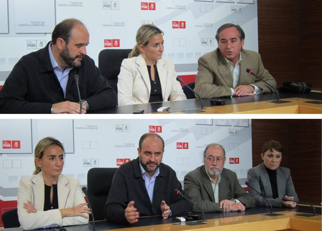 CECAM, CCOO Y PSOE