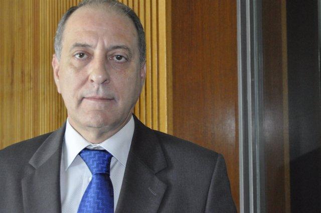 El Diputado Del PSOE En Las Cortes De Aragón, José Ramón Ibáñez