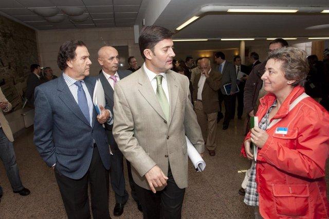 O conselleiro do Medio Rural, Samuel Juárez, presidirá o pleno extraordinario do