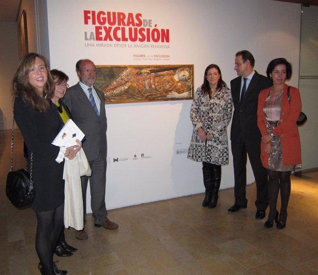 Inauguración De La Exposición 'Figuras De La Exclusión'