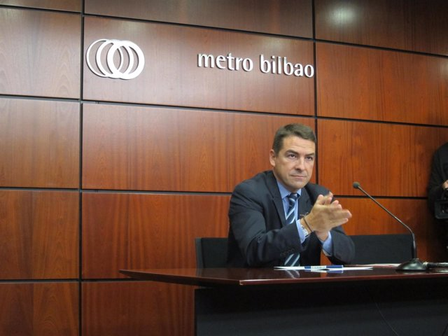 Iñaki Prego (Metro Bilbao)