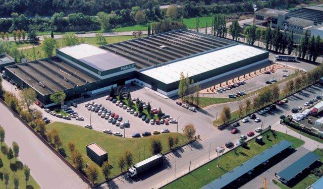 Fábrica De Manaut En Martorelles