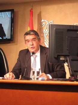 José Manuel Vela en imagen de archivo
