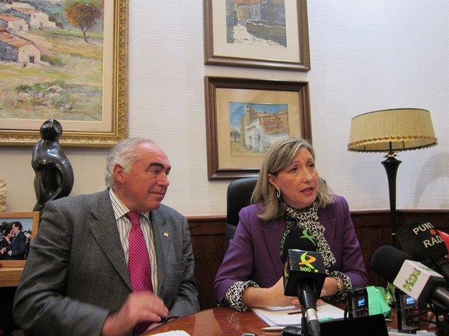 Trinidad Nogales Y Pedro Acedo