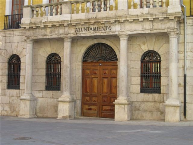 Sede del Ayuntamiento de Teruel