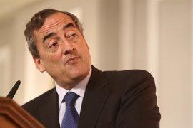 """Rosell prevé que España cierre el año con crecimiento, aunque """"no el previsto"""", y augura un 2012 """"igual de difícil"""""""