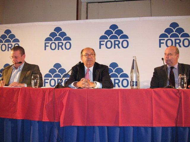 Presentación Del Programa De Foro En Gijón