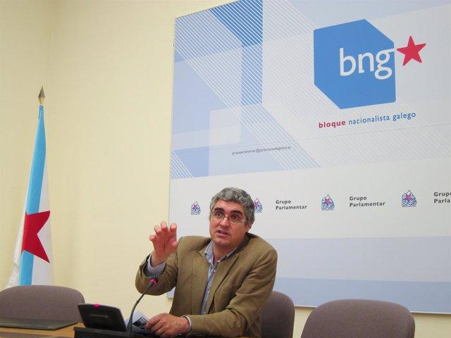 Carlos Aymerich En Rueda De Prensa