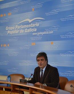 """Pedro Puy Salienta Que O PP Incorpora No Seu Programa Electoral """"Moitas Decisión"""