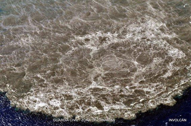 Europción Submarina En El Hierro