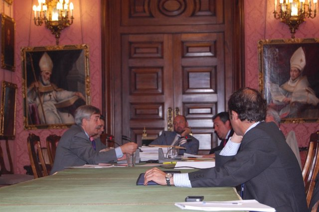 Demetrio Cabello Ante La Comisión.