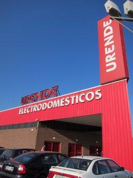 Tienda Principal De Urende En Córdoba