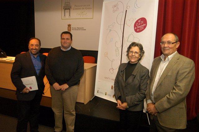 Nota Y Foto Rueda De Prensa Proyecto Lorca