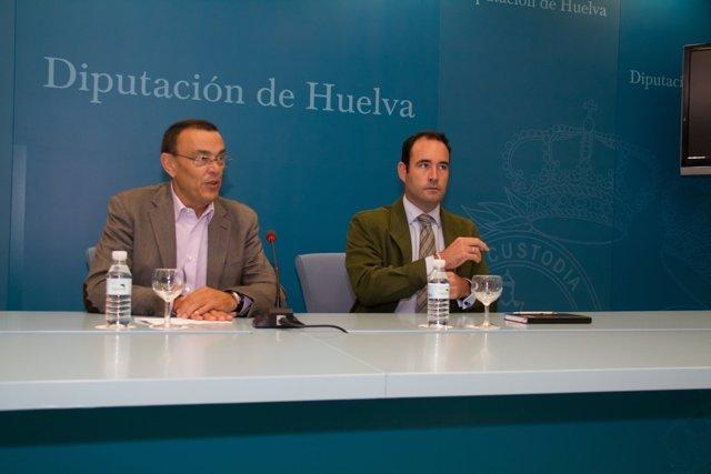 El Presidente Del Patronato Provincial De Turismo, Ignacio Caraballo.
