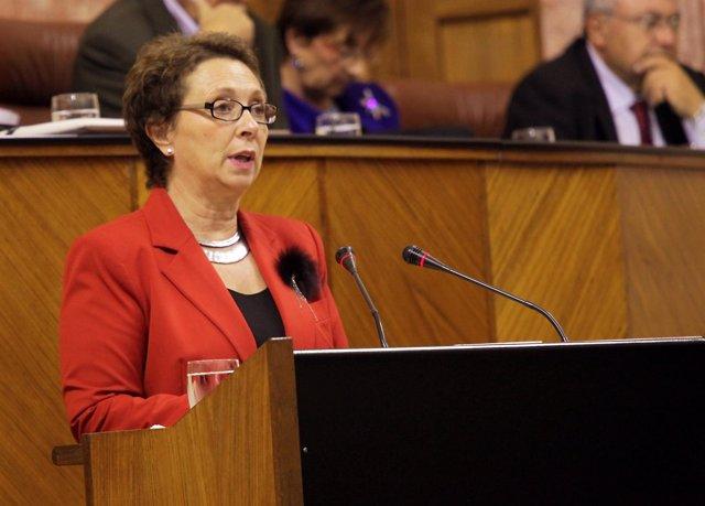 Carmen Martínez Aguayo, Este Miércoles En El Debate De Totalidad Del Presupuesto