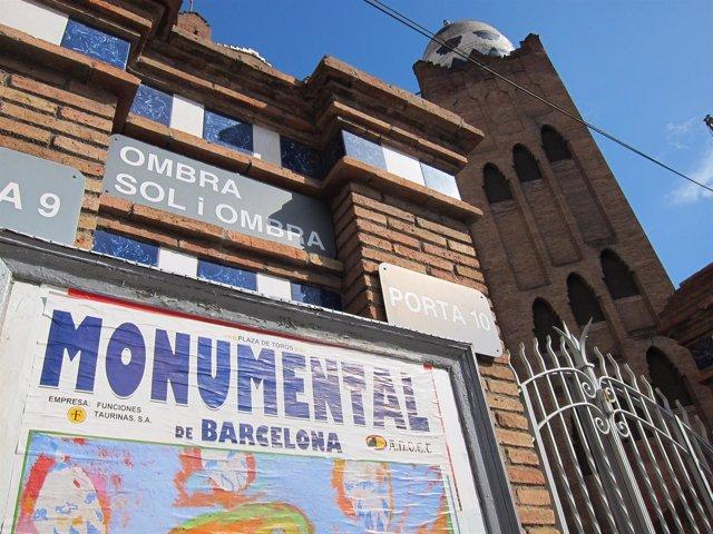 La Monumental De Barcelona, Plaza De Toros