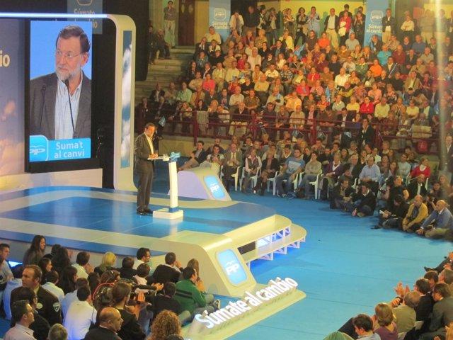 Mariano  Rajoy En Inca