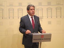 """20N.- AV.- El Gobierno catalán celebra la retirada del vídeo pero avisa que el PSC ha cruzado una """"línea roja"""""""