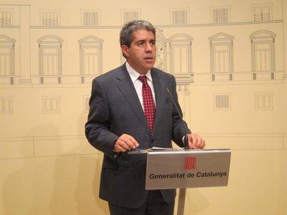 "El Govern celebra la retirada del vídeo pero avisa que el PSC ha cruzado una ""línea roja"""
