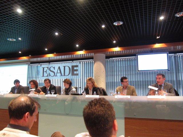 Representantes Políticos De PSOE, PP, CIU, IU, Upyd Y PUM+ J