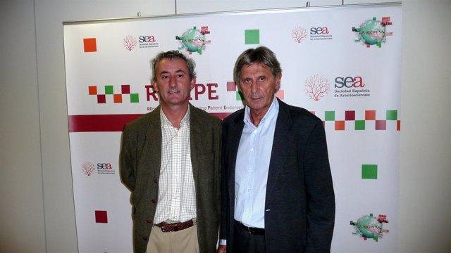 Tomás Cobo Y Manuel Zúñiga