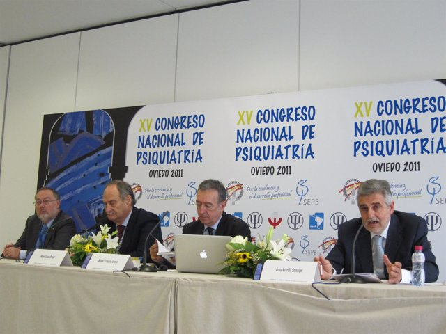Expertos En El XV Congreso Nacional De Psiquiatría
