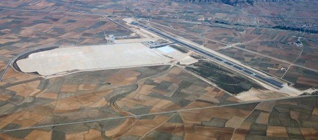 Aeródromo De Caudé (Teruel)