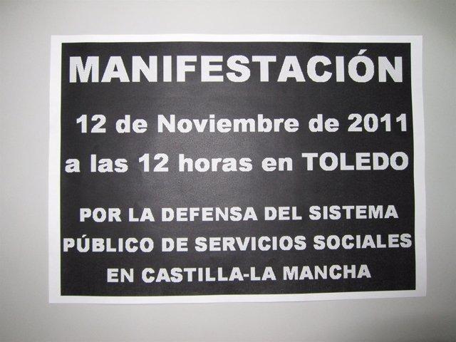 Manifestación En Toledo
