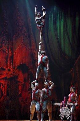 Circo Del Sol Cirque Du Soleil