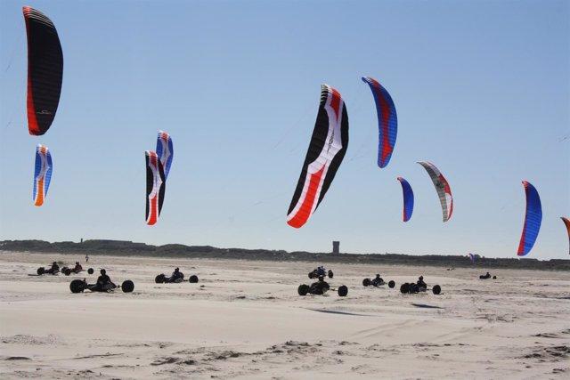 Regatas De Kite Buggy