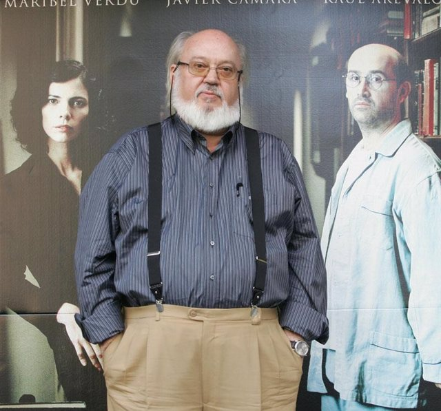 Jose Luis Cuerda presenta 'Los girasoles ciegos'