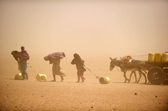 Crisis Alimentaria En El Cuerno De África.