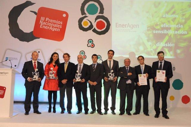 Entrega De Premios Eneragen