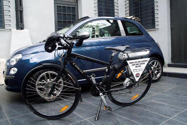 Bicicleta Eléctrica Marca Treck