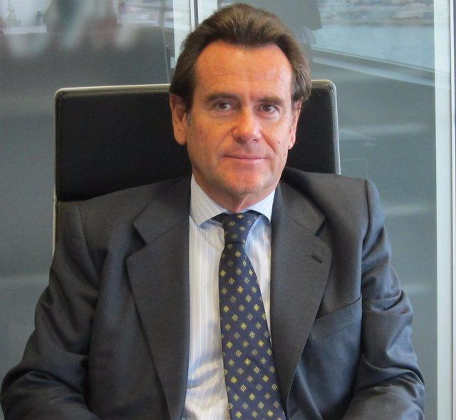 El Presidente Del Puerto De Barcelona, Sixte Cambra