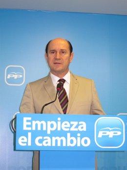 El Cabeza De Lista Del PP Por Córdoba Al Congreso, Federico Cabello De Alba