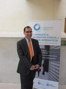 El Juez De La Audiencia Nacional, Eloy Velasco, En Santiago