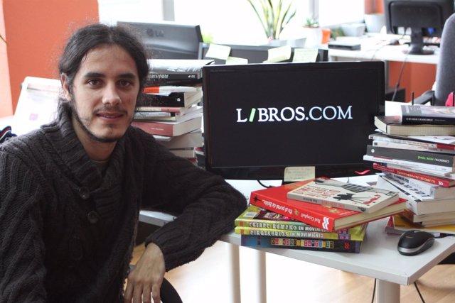 Roberto Pérez, Director Ejecutivo De Libros.Com