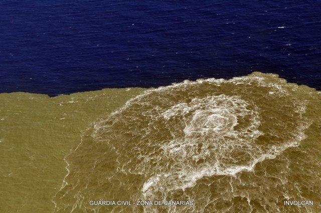 Erupción Submarina En El Hierro