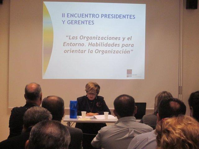 II Encuentro De Presidentes Y Gerentes De Feaps CV.