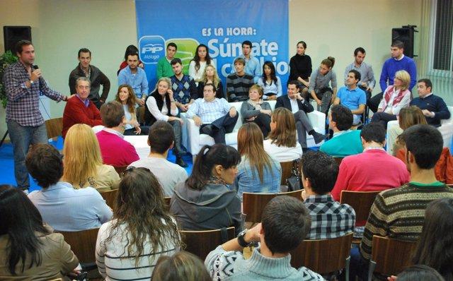 Foro De Jóvenes Celebrado Por El PP En Benalmádena