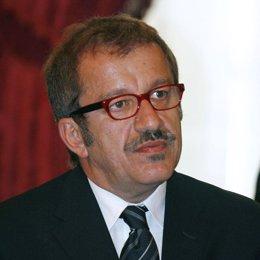Recurso dl ministro del Interior italiano, Roberto Maroni