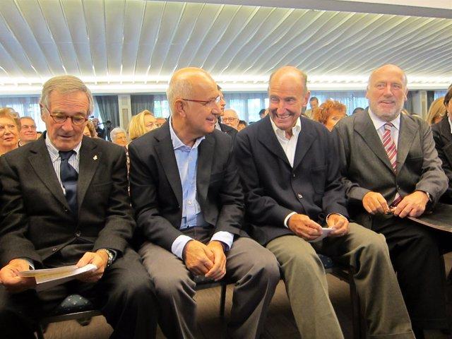 X.Trias, J.A.Duran, M.Roca Y J.Molins (Ciu)