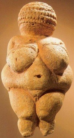 Venuswillindorflarge, De La Muestra De Diputación 'Les Dones En La Prehistòria'.