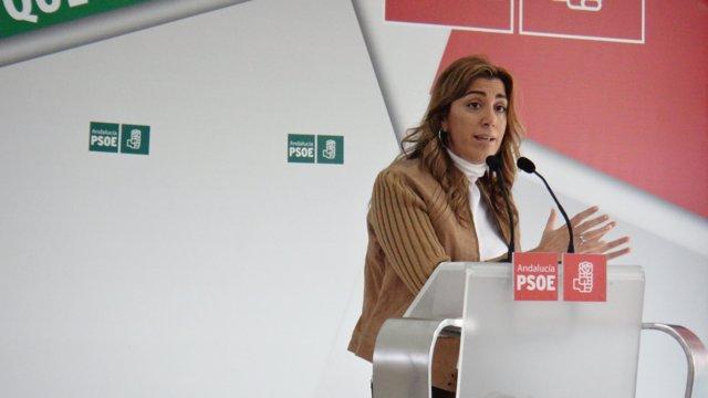 Susana Díaz Este Sábado En Mitin