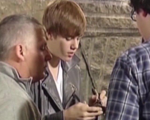 Justin Bieber desata la locura en España