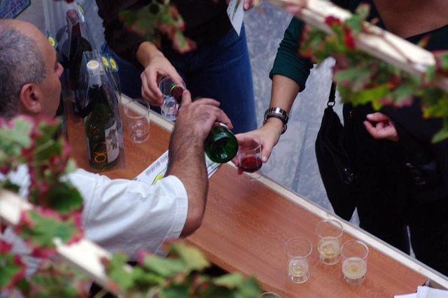 Feria Del Vino Viticultura Bodega