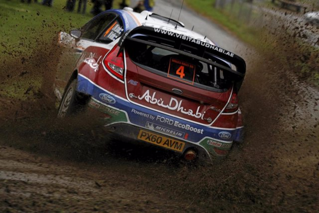 Jari-Matti Latvala (Ford Fiesta RS WRC) FORD