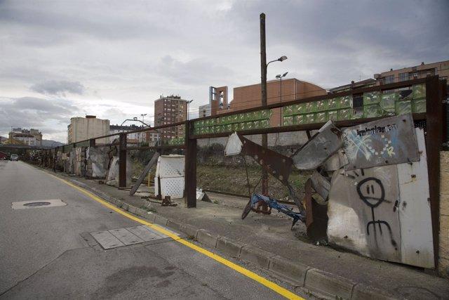 Estado Del Mural De Cros