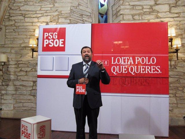 Francisco Caamaño En Santiago